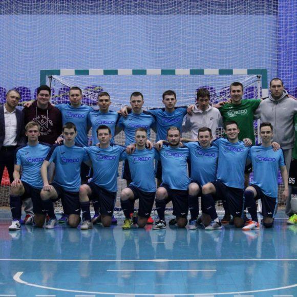 Our football team
