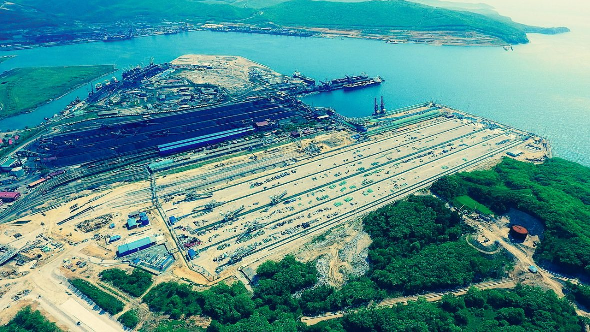 russian ports and terminals