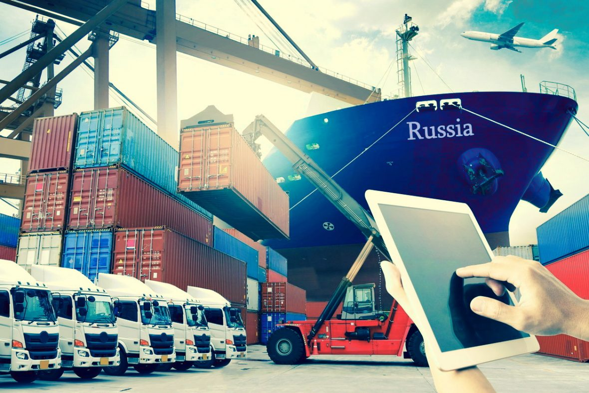 Freight Forwarding from Russia