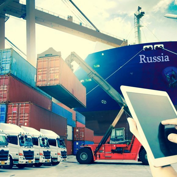 International Logistics Business and Freight Forwarding in Russia