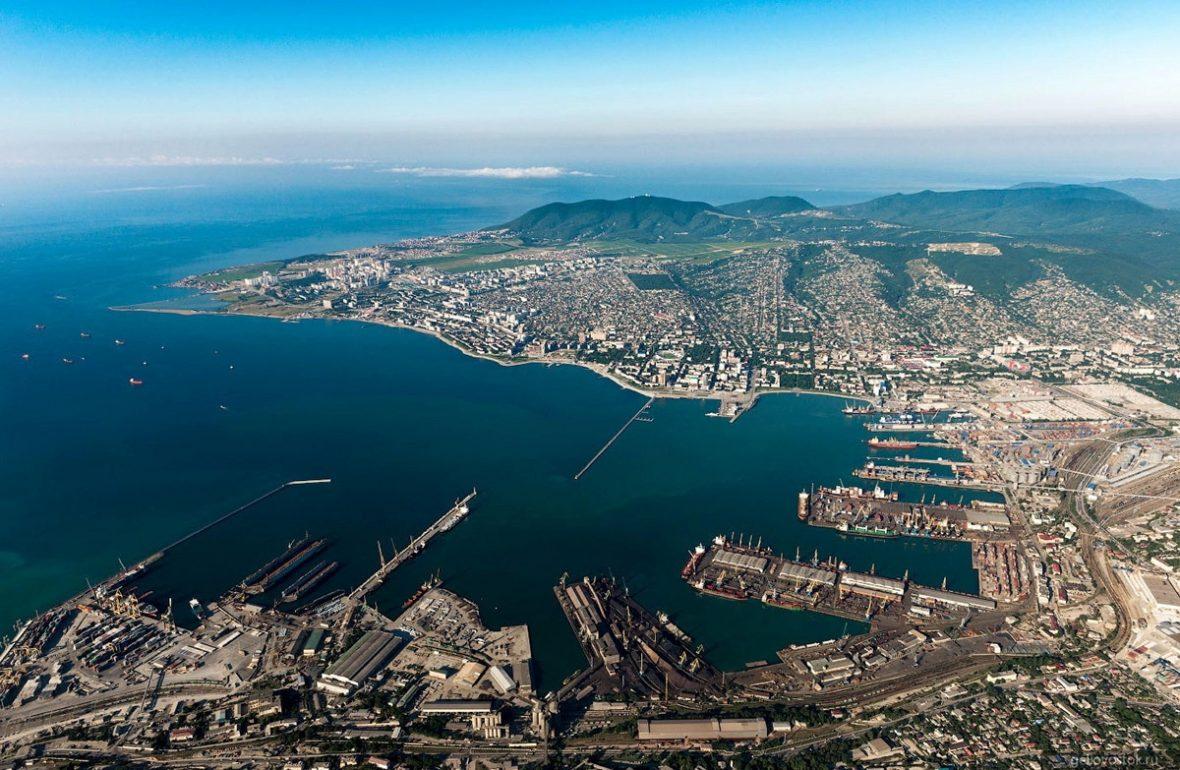 Russia's Port of Novorossiysk